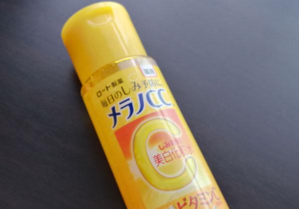 メラノCC化粧水の写真